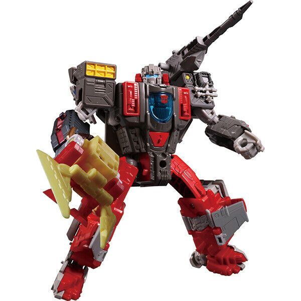 Transformers Legend LG-53 Broadside Triple Changer'