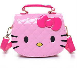 b463bbb2f4 Hello Kitty Cute Handbag Shoulder Bag Messenger Bag for Women Girls ...