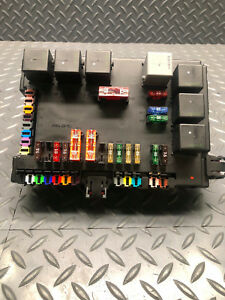 2007 2009 mercedes benz s550 rear trunk sam module fuse box oem ebay mercedes s550 image is loading 2007 2009 mercedes benz s550 rear trunk sam