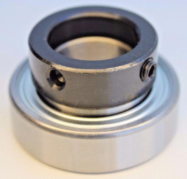 """2 of CSA206-20 Insert Bearing 1.25/"""" Bore Narrow Inner Race Eccentric Lock Collar"""
