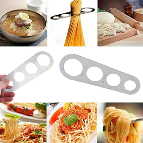 Stainless Steel Spaghetti Measurer Pasta Noodle Measure Cook Kitchen Tools