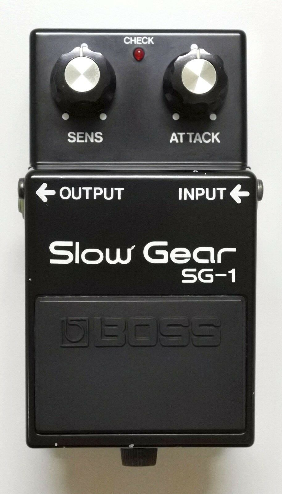 BOSS SG-1 Slow Gear Vintage Guitar Effects Pedal Made in Japan MIJ 1981  7
