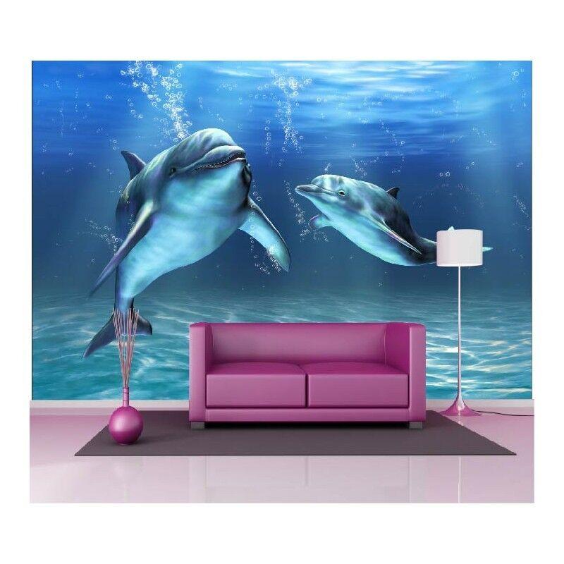 Nouvelle génération, nouveau choix Papier peint géant dauphins1540 | | | De Nouveaux Produits 2019  | Magasiner  | Outlet Online  | élégante Et Gracieuse  8aed34