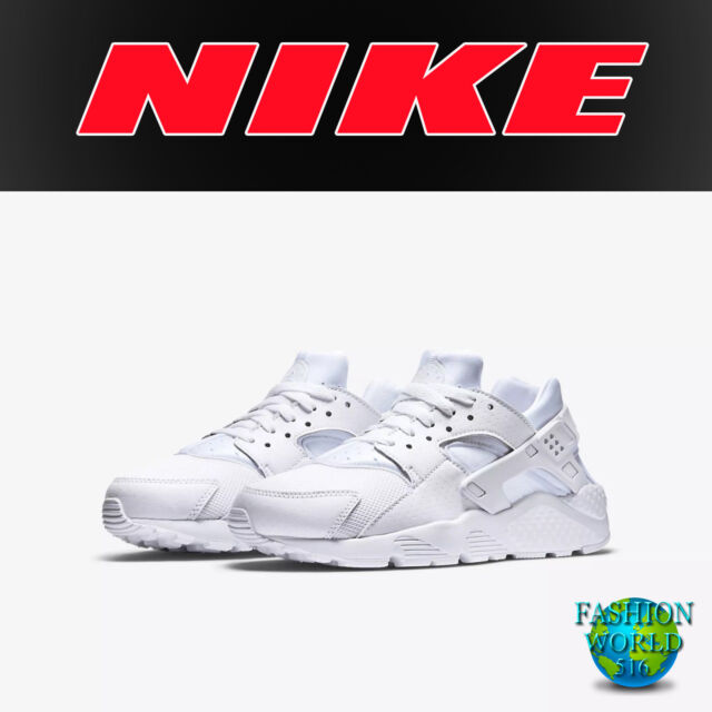 check out 03b67 0f572 Nike Size 5Y Huarache Run (GS) Big Kid Shoes 654275-110 White