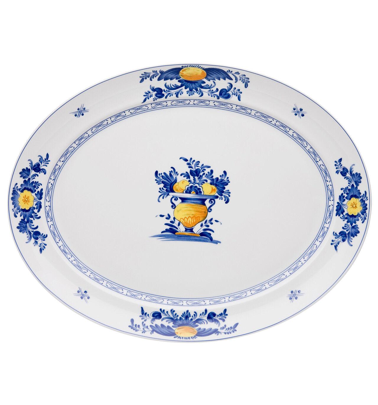 Vista Alegre Viana Medium Oval Platter - Set of 2