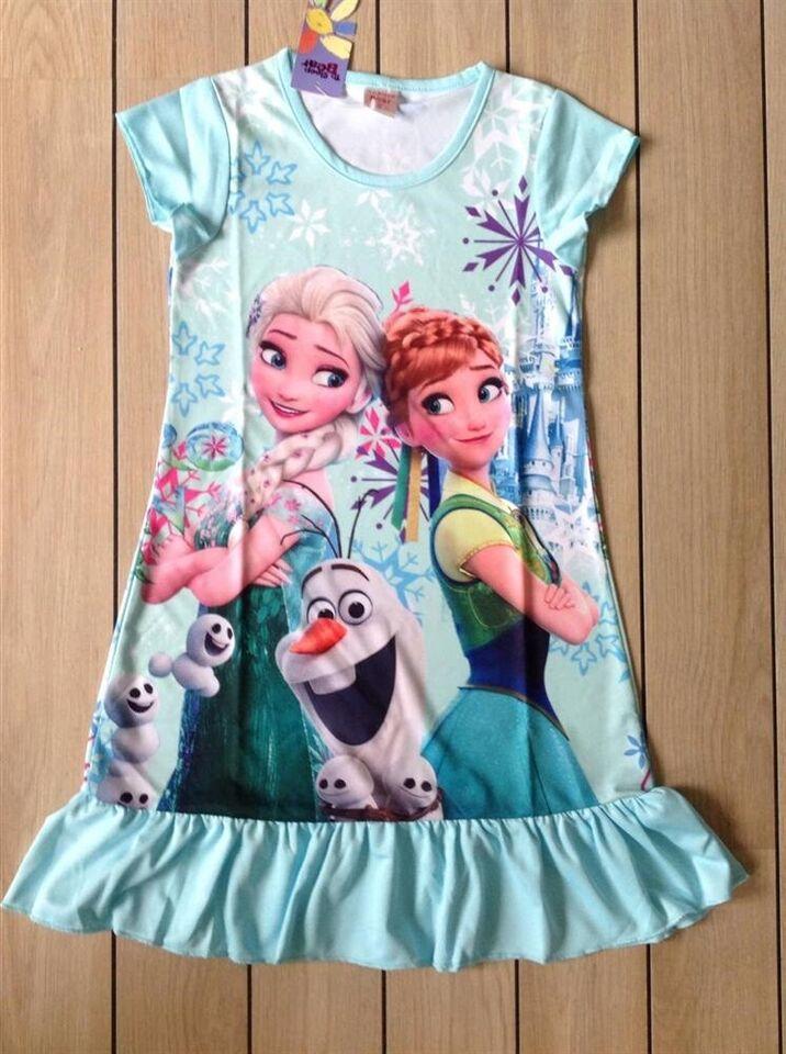 Kjole, Frost Fever kjole str. 116 ~ 5-6 år , Frost Fever kjole