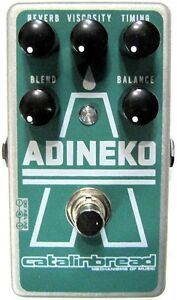 Used Catalinbread Adineko Oil Can Delay Guitar Effects Pedal