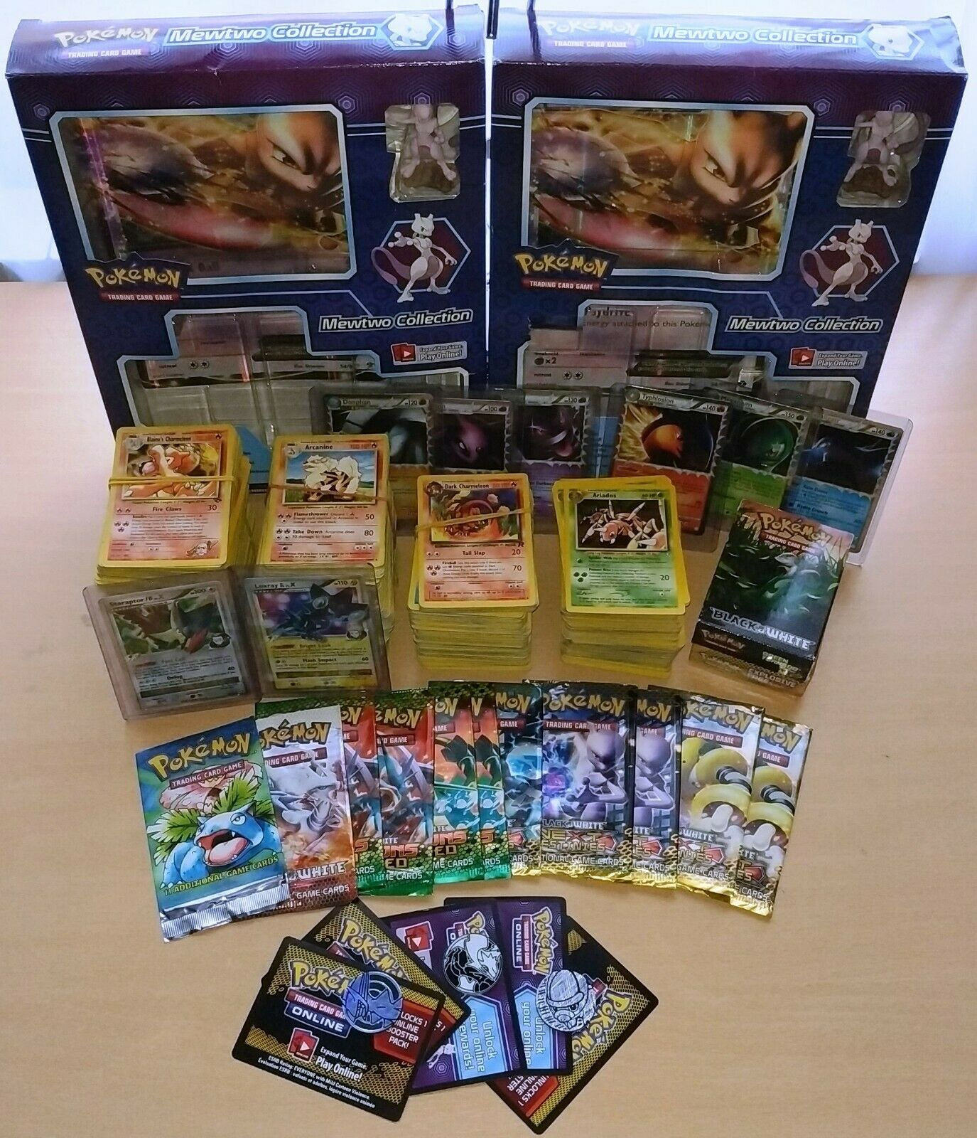 1500+ Pokemon Card Collection Holos Holos Holos Rares Commons Uncommons Promo TCG Figures ac357a