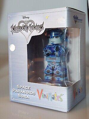 DIAMOND SELECT TOYS Kingdom Hearts Vinimates Series 2 Space Paranoids Tron V...