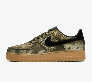 Nike Ao2441 Air Realtree 10 001 11 negro Verde 9 12 Force Uk goma Lv8 1'07 rrUwpZq8