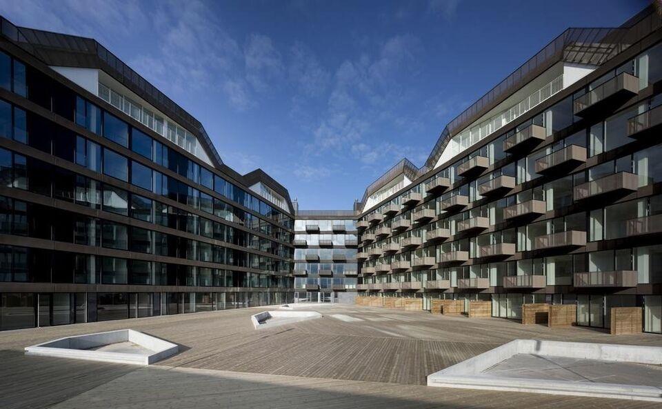 2300 3 vær. lejlighed, 117 m2, Drechselsgade 4A 2 MF