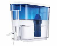 Pur 18 Cup Dispenser W/ 1 Filter, New, Free Shipping on sale