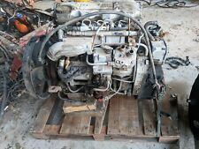 FORD IVECO 75-E-17 4 CYLINDER ENGINE - 30 DAY WARRANTY
