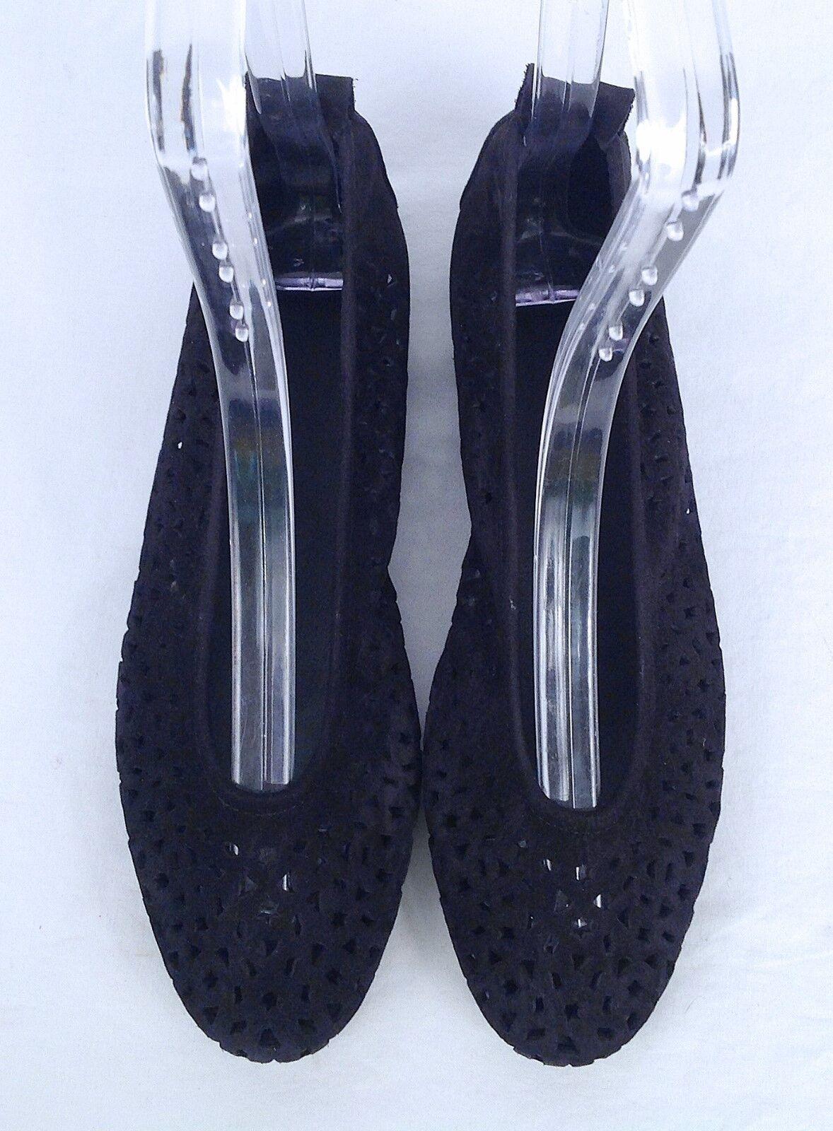 Arche 'Lilly' Flat - Black -Size -US 6  37 EU- 298   (P37)