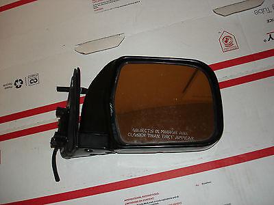 90-95 4Runner Chrome Power Electric Door Mirror RH RIGH PASSENGER Side 92 93 94