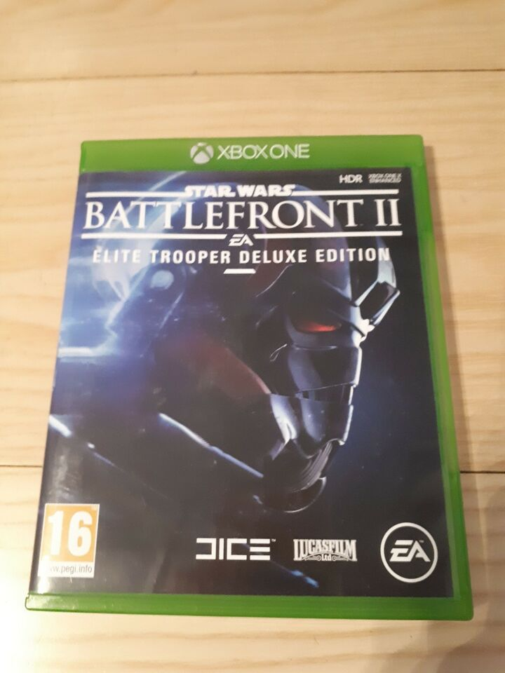 Star Wars Battlefront 2 - Deluxe Edition, Xbox One