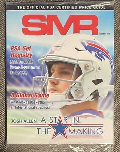 PSA-Sports-Market-Report-SMR-December-2020-Josh-Allen-Bills-New-Sealed