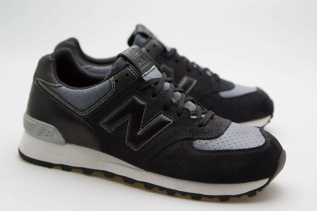 New Balance Men MD574BK black MD574BK