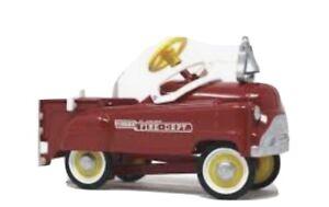 MIB Hallmark Kiddie Car Classics MINI Kiddo 1955 MURRAY FIRE TRUCK NRFB QHG2204