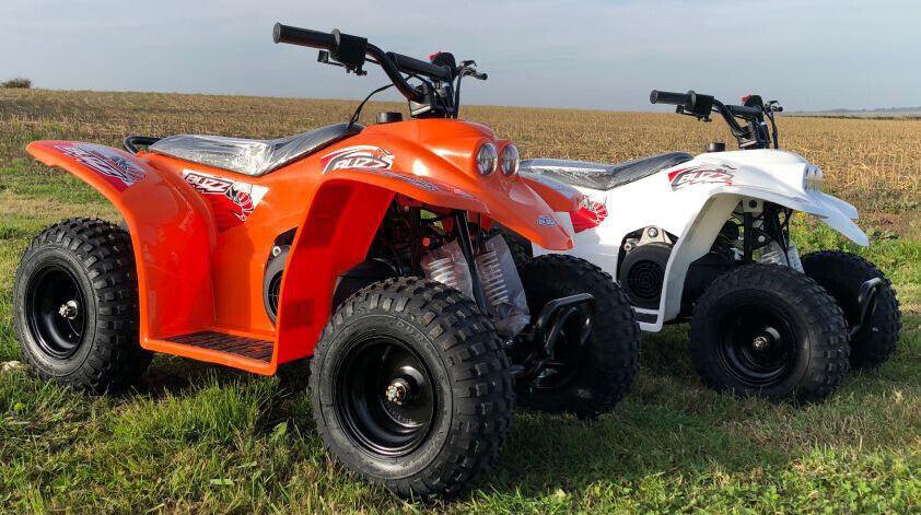 SMC Ram Mini 50ccm
