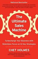 The Ultimate Sales Machine: Turbocharge Your Business With Relentless Focus On 1 on sale