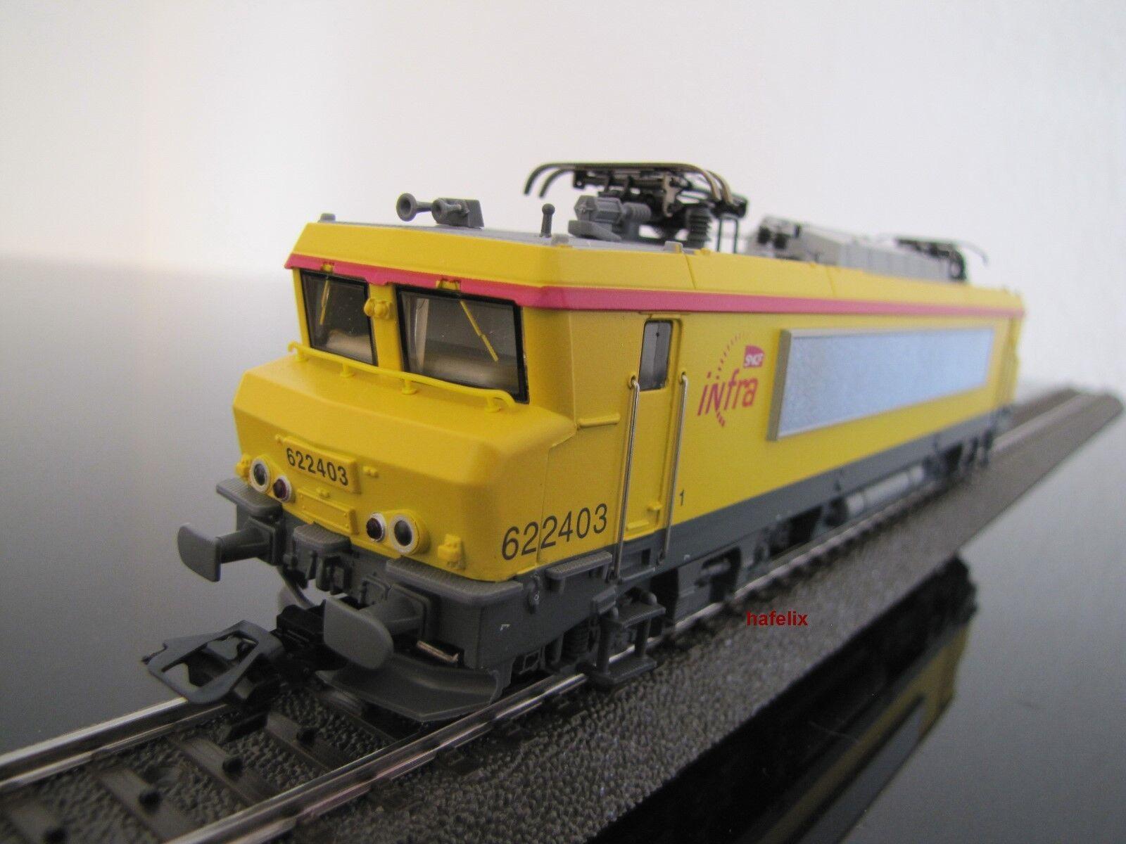 h0 da 29255: SNCF elektrolokomotive SERIE BB 22200 Dig/MFX + Sound
