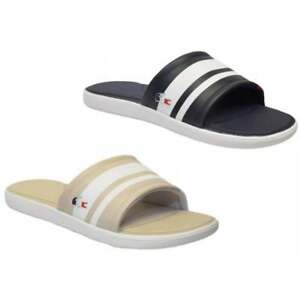 76d0ba19bba5 Lacoste L30 Slide 317 1 CAW Womens Sandals All Sizes in Various ...