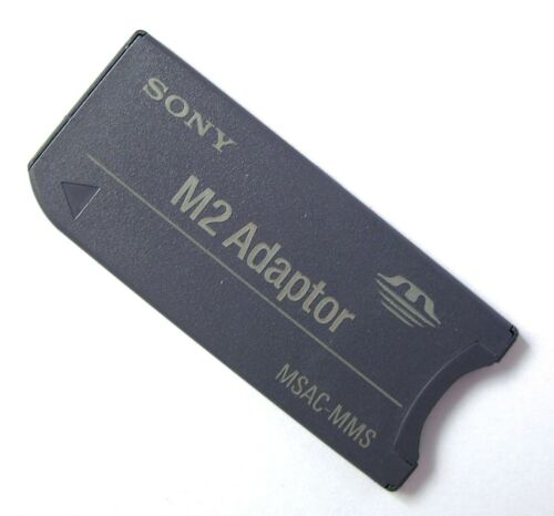 Memory Stick PRO Adapter M2 card to Memory Stick Pro Adaptateur SONY carte M2
