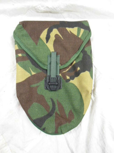 British Army DPM Camouflage Trifold Shovel//Entrenching Tool Cover