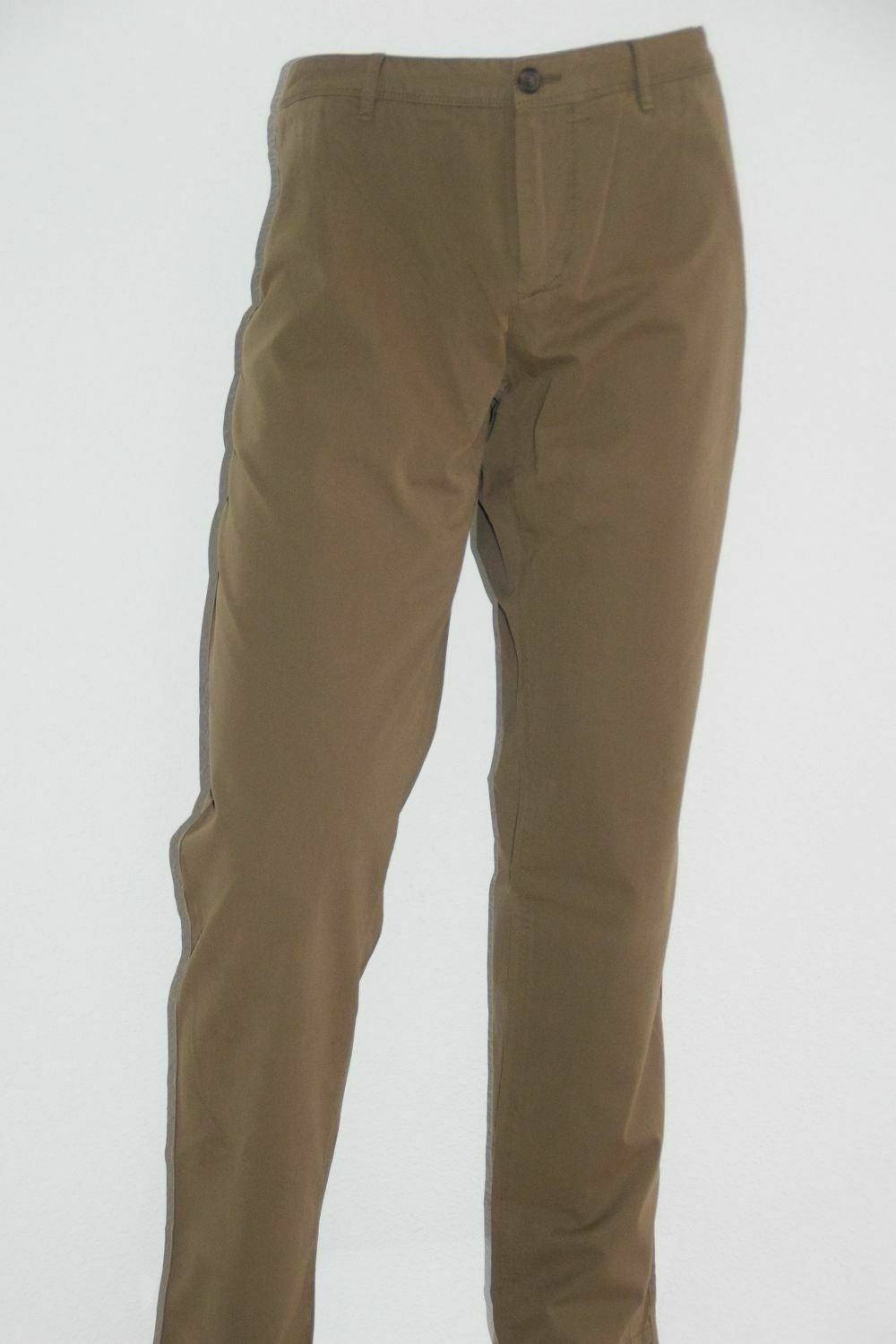 HUGO BOSS HOSE Mod. Crigan2-D Gr. 28 Regular Fit Dark Beige