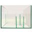 Aquarium-Marine-Reef-Fish-Tank-Glass-Nano-Sump-Refugium-50L-40-6-x-40-6-x-30-5cm thumbnail 2