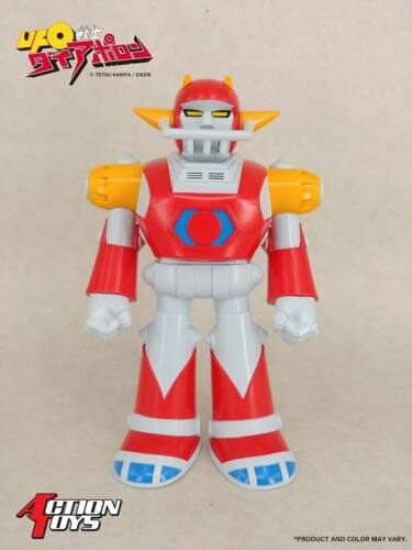 Action Toys UFO Warrior Diapolon Dai Apolon Sofubi Soft Vinyl Figure Set