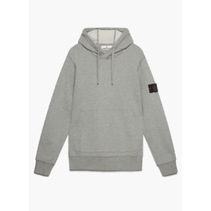 Stone-Island-Cotton-Zip-Up-Grey-Hoodie