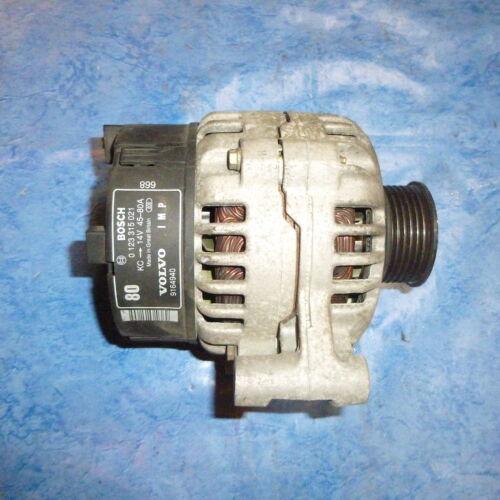 S40 Lichtmaschine 80 Ampere Volvo V40 850 9164940