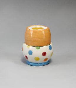 a2-36040 spreader couple Boiled Egg/Egg Ceramic NEW