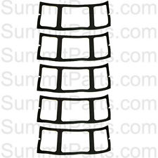 SOAP BOX GASKET FOR WASCOMAT W74-W124 PART# 455501