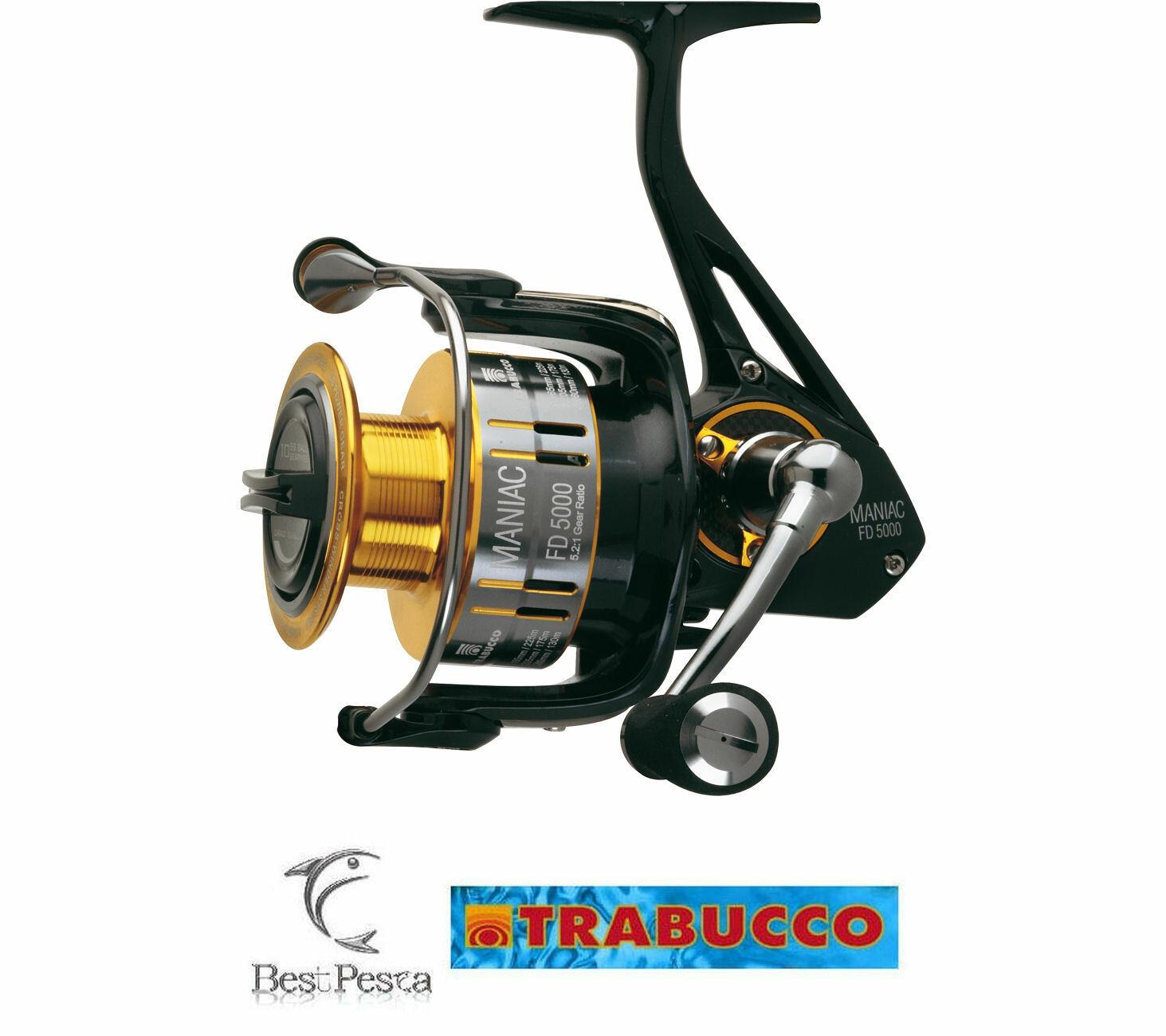 Mulinello TRABUCCO MANIAC FD 5000 - codice 034-11-500