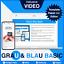 Indexbild 1 - eBay Template Paket: GRAU & BLAU BASIC - 3 Auktionsvorlagen/Designs inkl. EDITOR