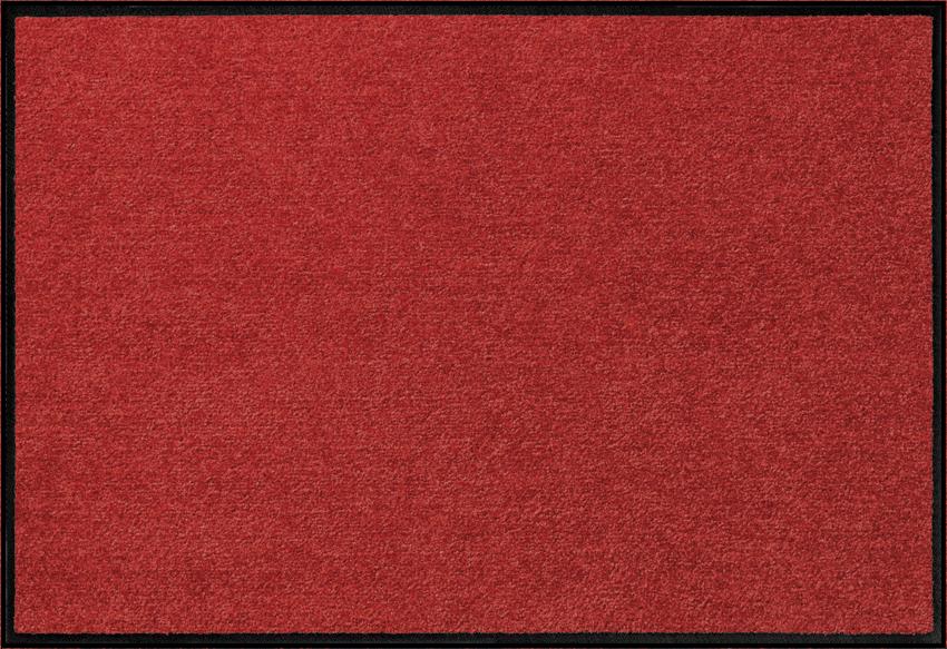 Leoni Zerbino 75 x 120 cm Tinta unita resistente lavabile 13 Coloreeei sicuro antiscivolo