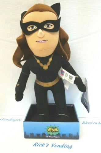 "New Catwoman Batman Classic TV Series 10/"" Plush Figure Bleacher Creature"