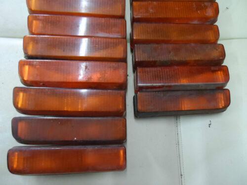 Ford fiesta MK1 indicateur droit ou gauche n//s o//s