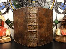 1696 Letters of SAINT JEROME Church Father & Latin Vulgate Bible Translator
