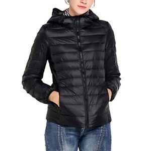NEW-Womens-Duck-Goose-Down-Ultralight-Winter-Jacket-Warm-Puffer-Coat-Packable