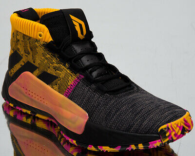 Adidas D Lillard 2 Boost Primeknit Scarpe da basket dark