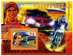 Guinea 2007 Rally Dakar