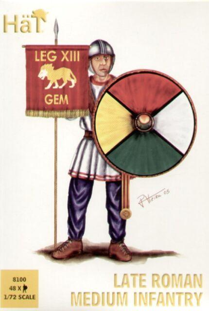 Hat - Late Roman medium infantry - 1:72