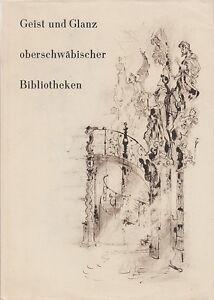 Sur De Soi Esprit Et Brillance Oberschwäbischer Bibliothèques (couleur. Illustre) De 1960-er Bibliotheken (farb.illustriert) Um 1960 Fr-fr Afficher Le Titre D'origine Petit Profit