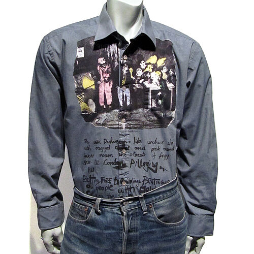 Hooligans de Oliver Shirt Twist Punk Sexy Seditionaries ywfI5qp5Y