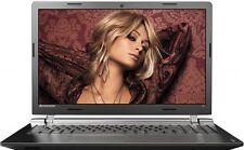 "NEW LENOVO 15.6"" Laptop Intel Pentium 4GB 500GB HD DVD+RW Bluetooth Webcam WIN10"