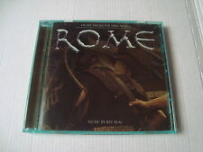 ROME ROM HBO Series Soundtrack by Jeff Beal OOP RARE super selten music from